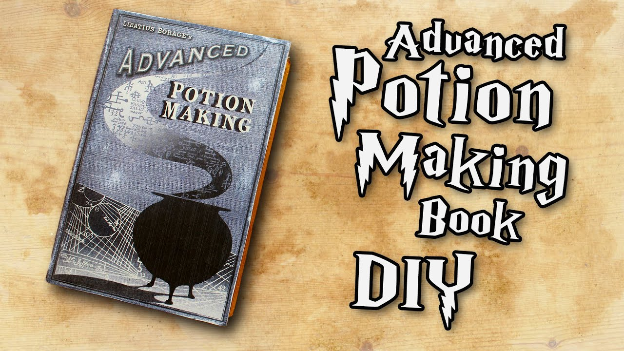 It is a photo of Insane Advanced Potion Making Printable