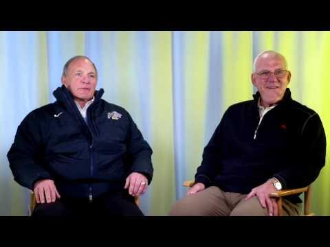 Tom & Jim Lynch - A Notre Dame vs. Navy Family Rivalry