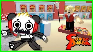 Roblox Flucht Supermarkt Obby Let es Play mit Combo Panda
