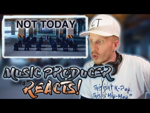 Music Producer Reacts to BTS (방탄소년단) 'Not Today'