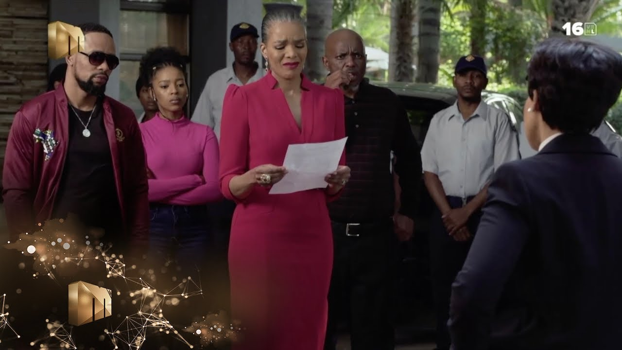 Download Search warrant for the Khoza's – The Queen   Mzansi Magic   S6   EP 8