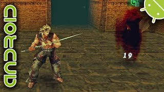 Warriors of the Lost Empire | NVIDIA SHIELD Android TV | PPSSPP Emulator [1080p] | Sony PSP