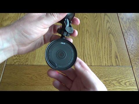 Asus Reco Smart Dash Camera Review
