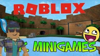 Epic minigames ROBLOX #5 (WTF)