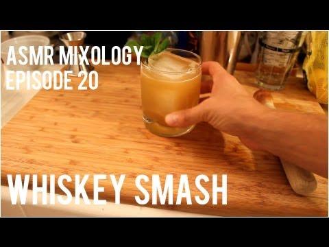 [archive] ASMR Mixology Episode 20: Whiskey Smash