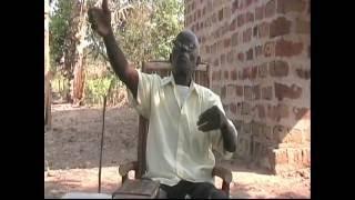 Hommage à tata Nganga Solla Edouard