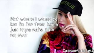 [3.28 MB] Iggy Azalea - Walk The Line (Lyrics Video) HD