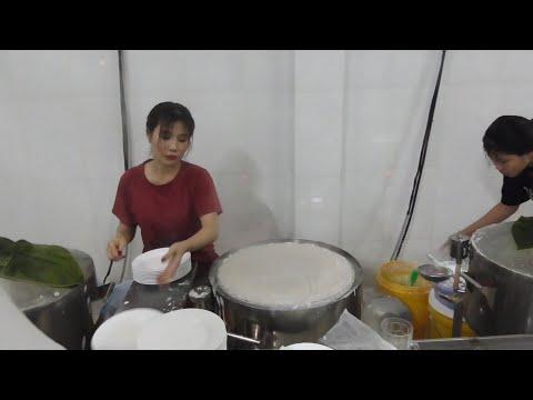 Rice Paper Rolls VERY FAST - Vietnam Street Food