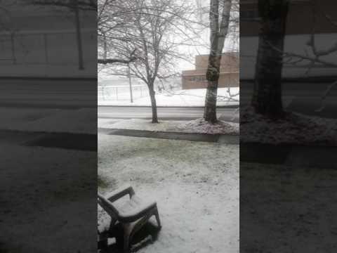 Longview snowstorm