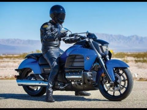 Honda Valkyrie - The Biggest Serially Produced Motorcycles ! Ep.1