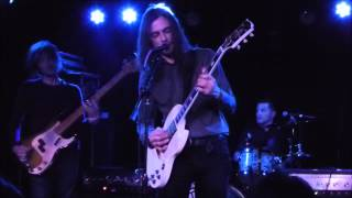 The Relationship : Featuring Brian Bell of Weezer : New York City  :  April 29,2015