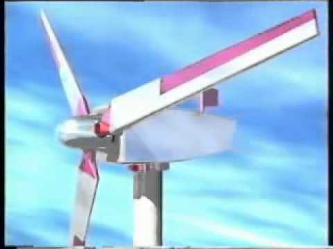 Energ a e lica y molinos de viento youtube for Piscina molino de viento y sombrilla