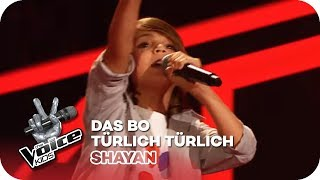 Das Bo - Türlich Türlich (Shayan) | Blind Auditions | The Voice Kids 2018 | SAT.1 YouTube Videos