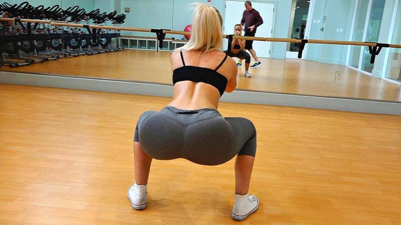 Will squats make my bum bigger