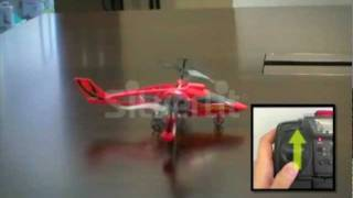 Flying Toys Heli Twister 3D Stunter From Silverlit