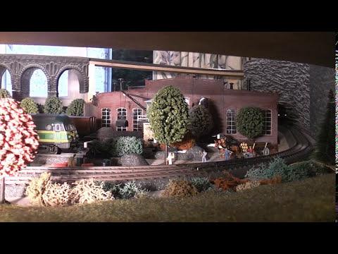 A Märklin Tribute to the Belgian Railways