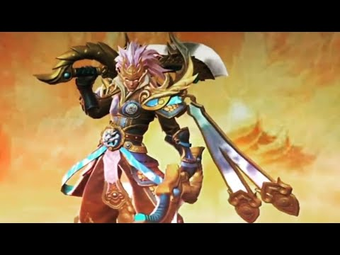 Mobile Legends : Martis Epic Skin   God Of War