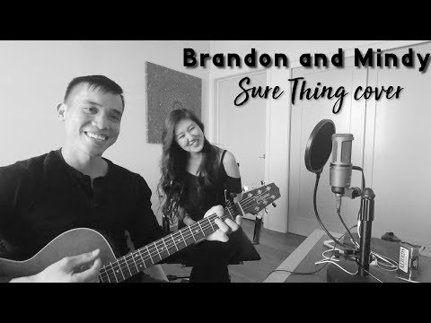 Sure Thing Miguel Acoustic Cover