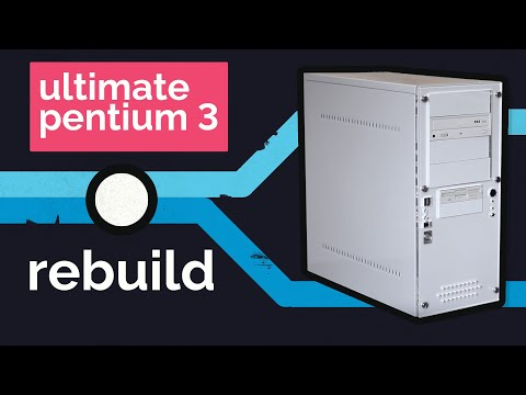 Ultimate 1998 Gaming PC Build | 3DFX Voodoo 2 12mb SLI, Pentium 3, Diamond Stealth, SoundBlaster AWE