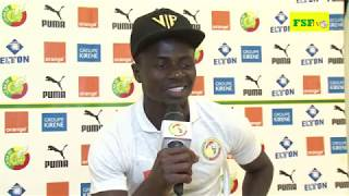 Sadio Mane very motivated for the AFCON