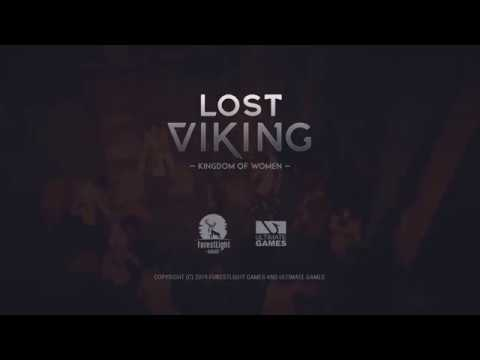 Lost Viking: Kingdom of Women (PC)