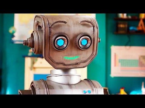 Мой друг робот – Русский трейлер