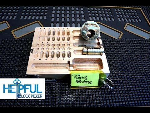 [152] Lauren Order Challenge Lock Picked and Gutted