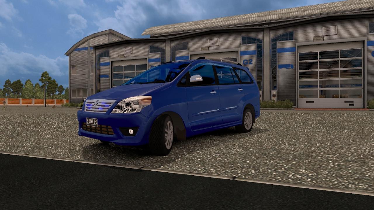 1050+ Mod Mobil Ets2 V1.36 Gratis Terbaik