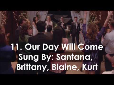 Top 22 Songs Of Glee Season 6