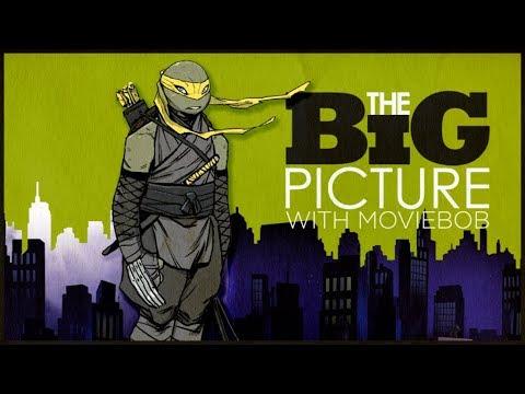 Teenage Mutant Ninja Turtles Adds A New Female Character: Jenny   The Big Picture