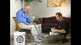 Fitting Training Orthopedic Diabetic Shoes