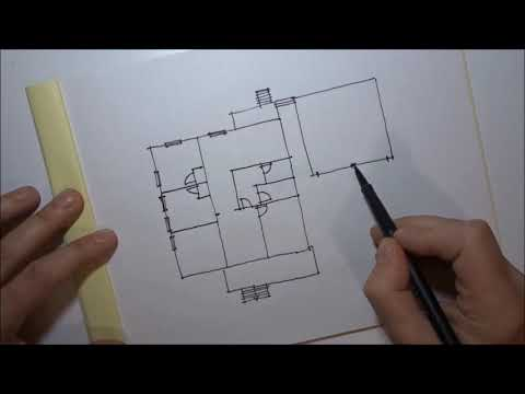 How to Sketch a Floor Plan