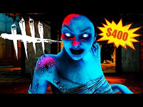 $400 Dead by Daylight Challenge Match with The Crew!