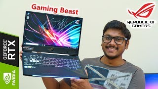 Asus ROG Strix Scar II RTX Gaming Laptop Review! 144Hz Gaming Beast 🔥