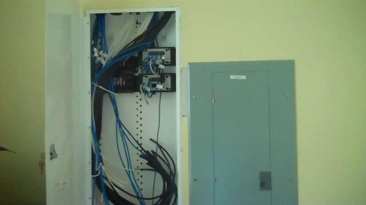 The Making Of A Whole Home Audio Speaker System Youtube Wiring House