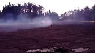 Karigahara Drift Jzx100 Chaser Narração Do Perkão