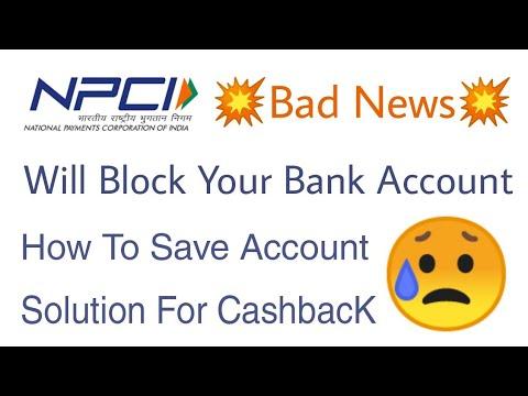 BHIM Upi Banned 🚫   No More Upi Cashback   NPCi New Rule For 1St August   Solution   Must Watch