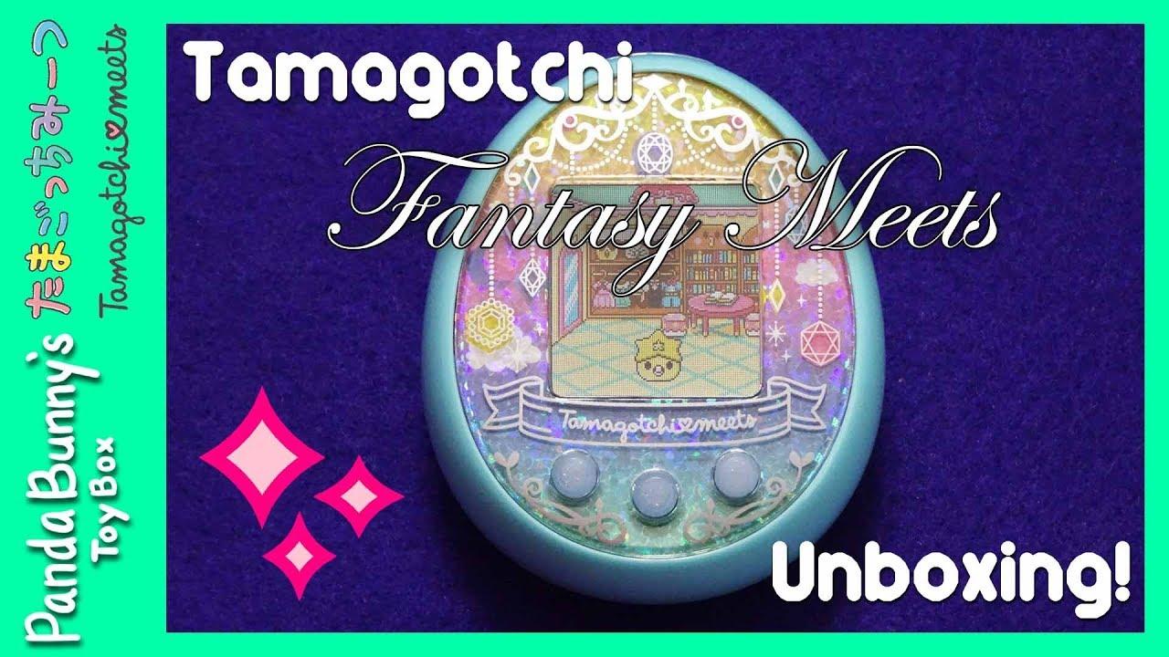 Tamagotchi Meets Fantasy Meets ver Blue