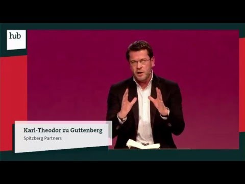 Wish List or Reality? Digital Trends in 2016 | Karl-Theodor zu Guttenberg | hub conference