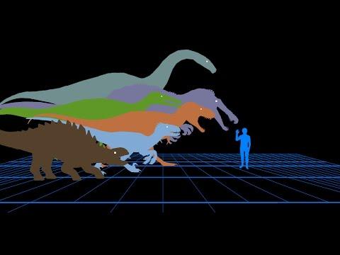 Jurassic Dinosaur Battles #1