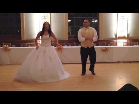 Best Father Daughter Surprise Quince Dance 2014