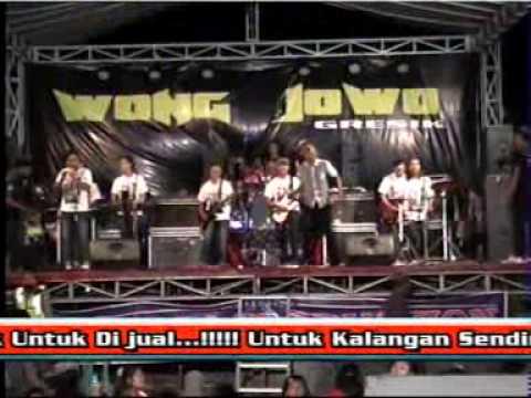 Benalu Cinta - Gerry Mahesa - Wong Jowo Live Dawar Blandong 2015
