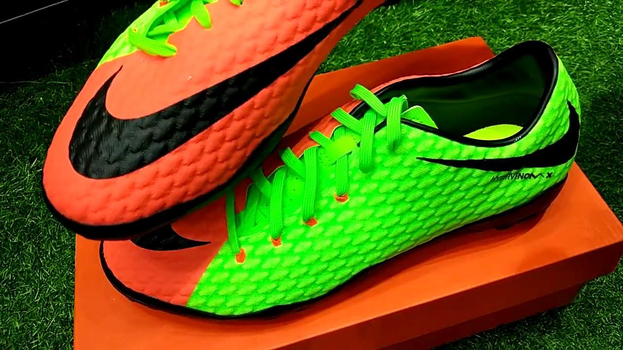 Review Nike Hypervenom Phelon III TF - soccerstore.vn - YouTube 9385e12e428dd