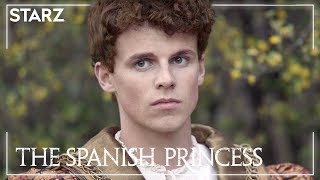 'The Future of the Kingdom' Ep. 2 Preview | The Spanish Princess | STARZ