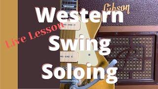 Western Swing Soloing