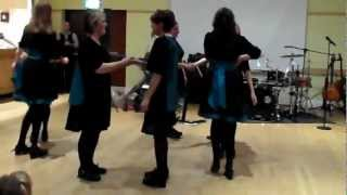 Newark-On-Trent, Holy Trinity Irish Dancing