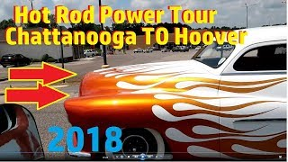 Hot Rod Power Tour Day 3.......2018