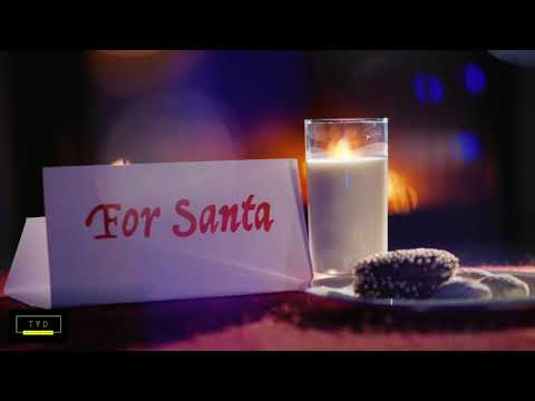 4k | For Santa | The Little Drummer Boy Xmas (Soothing music that seems to start a Christmas story)