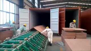 Shipping container built in 120 seconds - CSI Group LLC