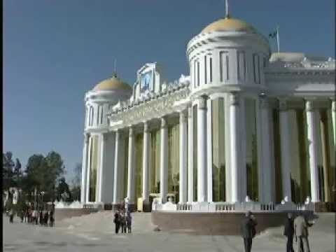 Tours-TV.com: Magtymguly National Music and Drama Theater